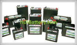 Batería para moto eléctrica 12v 65ah AGM EV34A-A Discover